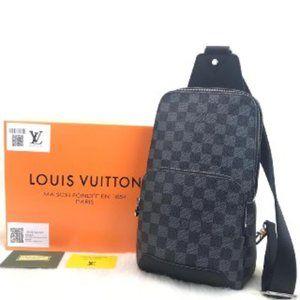 Louis Vuitton Avenue Sling 31x20cm